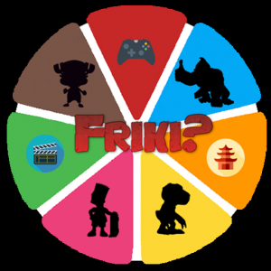 Friki? - Trivial Questions and Shadows Icon