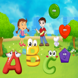Kids Learning Game - Preschool Child Activities Icon