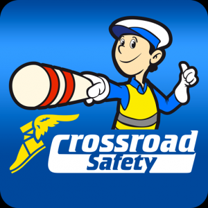 Goodyear Crossroad Safety Icon