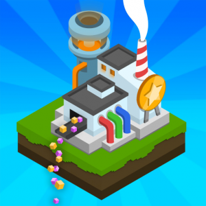 Lazy Sweet Tycoon - Premium Idle Strategy Clicker Icon