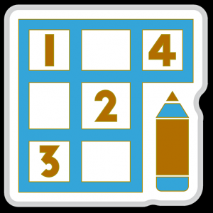 Sudoku Daily - Classic Puzzles Free Icon