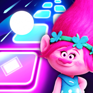Can't Stop The Feeling - Trolls Magic Beat Hop Icon