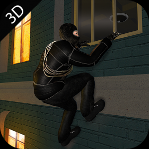 Jewel Thief Grand Crime City Bank Robbery Games Icon