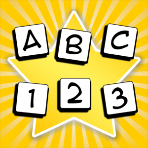 Letters and Numbers Free Icon
