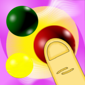 Tap Addicted –Classic Clicker Game 3D Icon