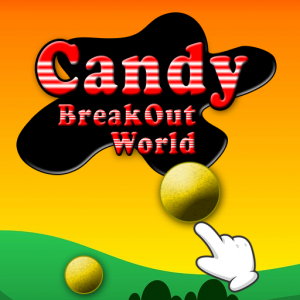 Candy BreakOut World Icon