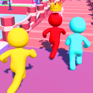 Silly Race 3D - Free Road Racing Game Icon