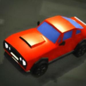police pursuit Game 2020 Icon