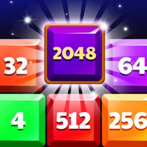 Drop Numbers 2048 Icon