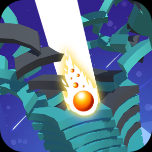 Tower Ball - Endless 3D Stack Ball Icon