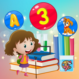 Preschool Learning Games For Kids – FunLearn Icon