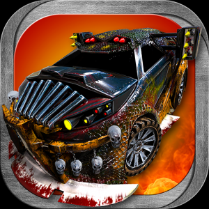 KillerCars - death race on the battle arena Icon