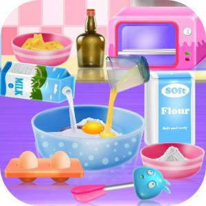 Cooking Toy Bear Cake Icon