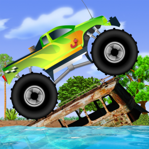 Monster Truck: the worm Icon