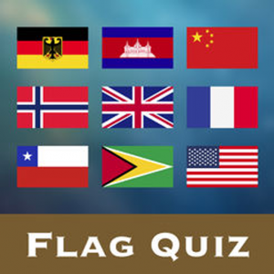 USA Flags Quiz Game Icon