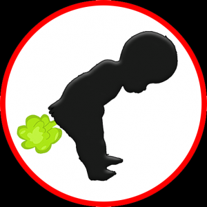 Child Dance Farting Says 3D Icon