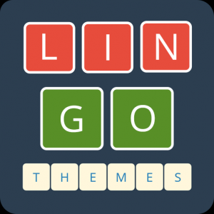 Lingo! Themes. The word game Icon