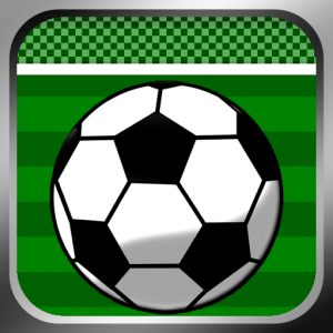 Strike The Goal -Soccer Themed Physics Puzzle Game Icon