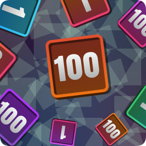 Finding Numbers 1 To 100 Puzzle Online Icon