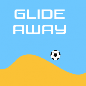 Glide Away Icon