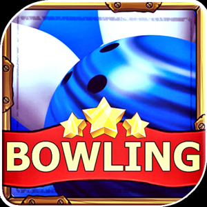Bowling Fantasy - Easy and Free 3D Sports Game Icon