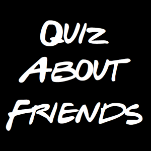 Quiz About Friends - Trivia and Quotes Icon
