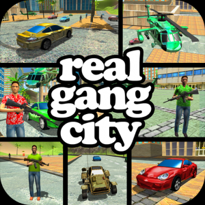 San Andreas Gangster: Real Crime Icon