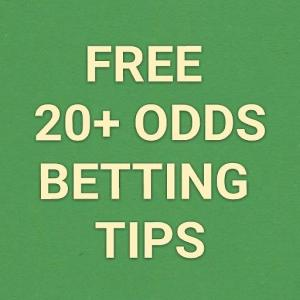 Free 20+ Odds Betting Tips Icon