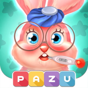 Pet Doctor - Animal care games for kids Icon