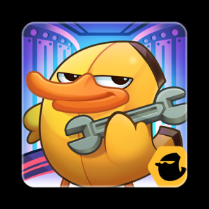 Idle Robot Clicker Chips Icon