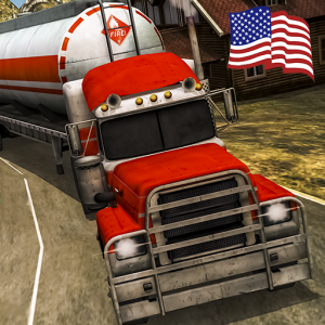 Real Truck Parking simulator3D Icon