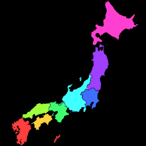 Prefectures Game Icon