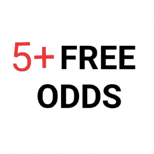 5+ FREE ODDS Icon