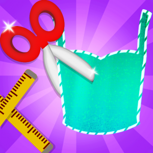 clothes tailor game 2 Icon