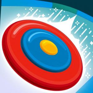 Disc Fight - Ultimate Battle Disc Game Free Icon