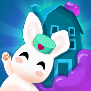 Idle Rabbits: Save the World Icon