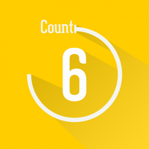 Count 60 - fun relax game Icon