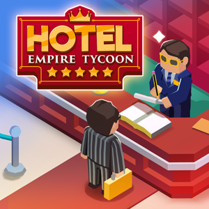 Hotel Empire Tycoon - Idle Game Manager Simulator Icon