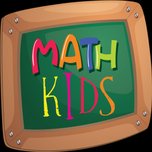 Math Kids -Add, Subtract, Multiplication,Division Icon