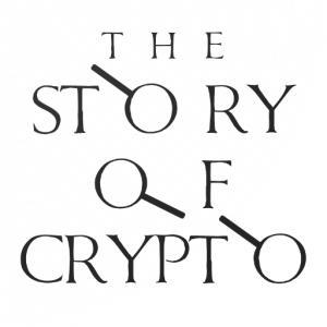 The Story Of Crypto - Cryptography puzzle game Icon