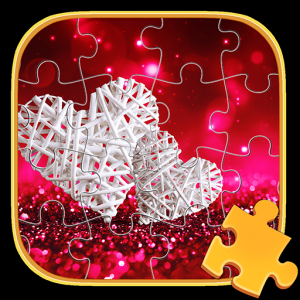 Jigsaw Puzzles Love Games Icon