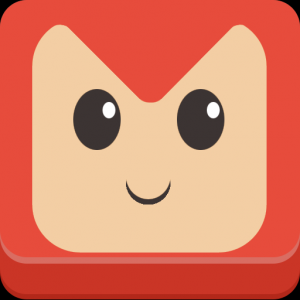 My Hero Colorful: Arcade Game Icon