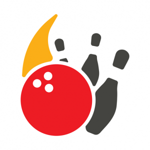 Pinball Bowling: Spares and strikes using flippers Icon