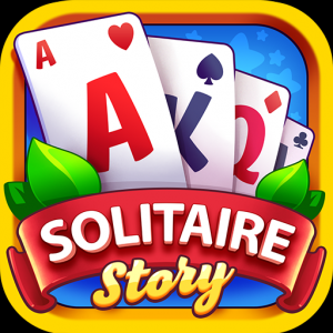 Solitaire Story TriPeaks - Top Free Soli Card Game Icon
