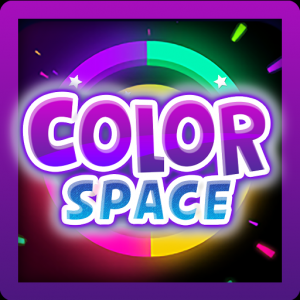 Color Space - Color Tube Switch Road Offline Game Icon