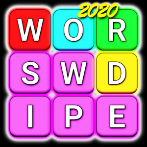 Word Swipe Game - Search Games Puzzle: Word Stacks Icon