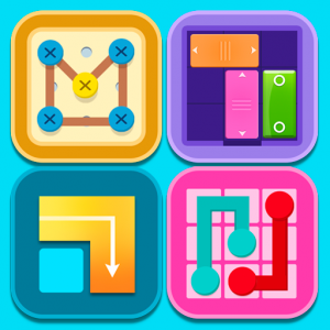 Puzzle World - Puzzle Games Collection Icon