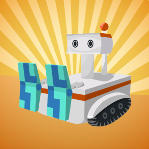 Laser Odyssey - Reflection Puzzle Icon