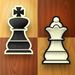 Chess - Strategy Board Game: Chess Time & Puzzles Icon