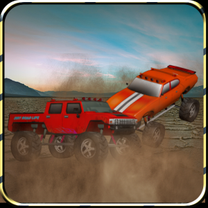 City Extreme Truck Offroad Icon